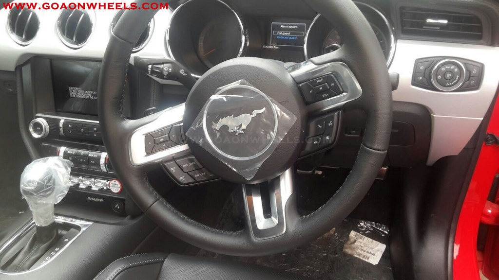 FORD Mustang Goa (10)