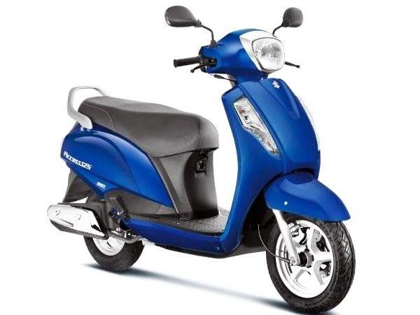 Suzuki Access 125 Recall