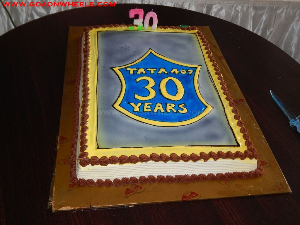 Tata 407 30 years celebrations (4)