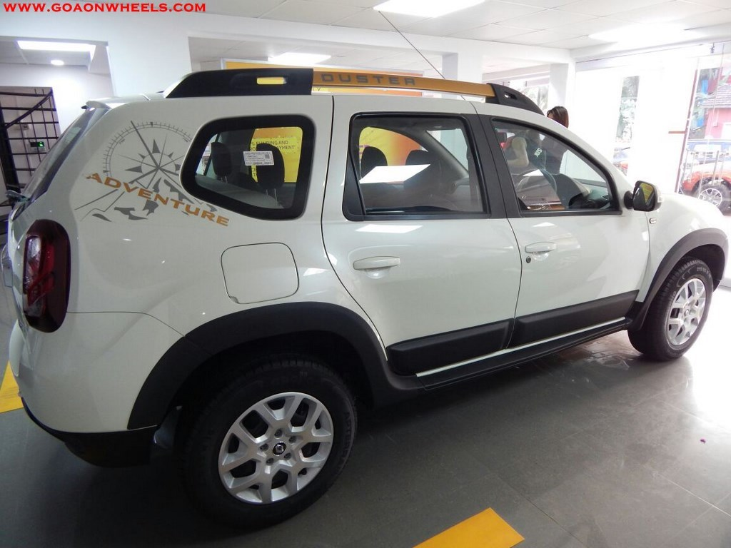 Renault Duster Adventure Edition Launches In Goa
