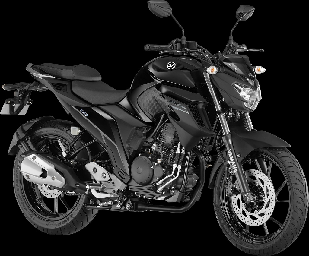 Yamaha Fz Black