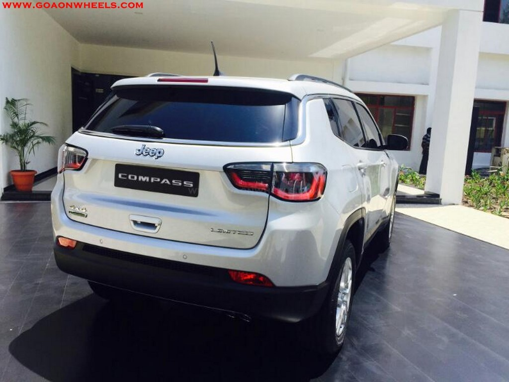 jeep coming to goa with launch of jeep compass suv. Black Bedroom Furniture Sets. Home Design Ideas