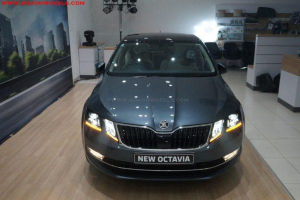 Skoda Launches Octavia Facelift In Goa