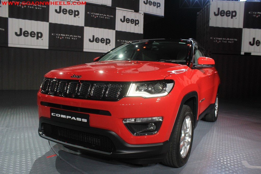 Jeep Compass Launched In Goa On Road Prices Inside