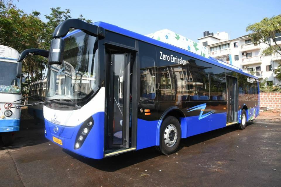 Kadamba 100% Electric Bus