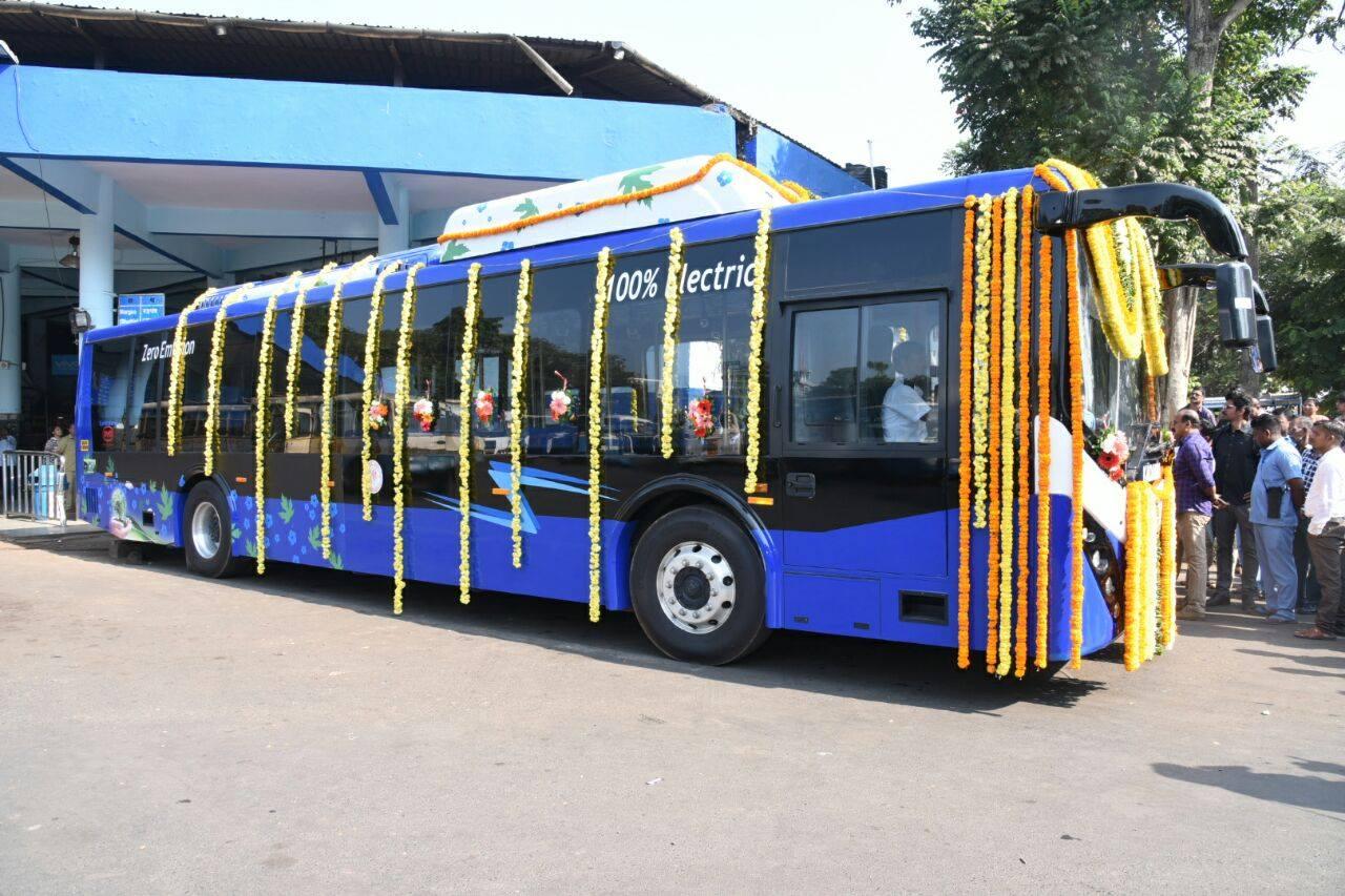 Kadamba Electric Bus 1