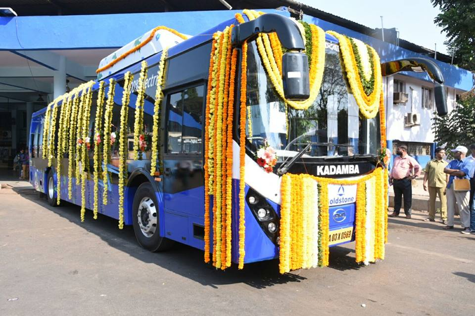 Kadamba Electric Bus 2